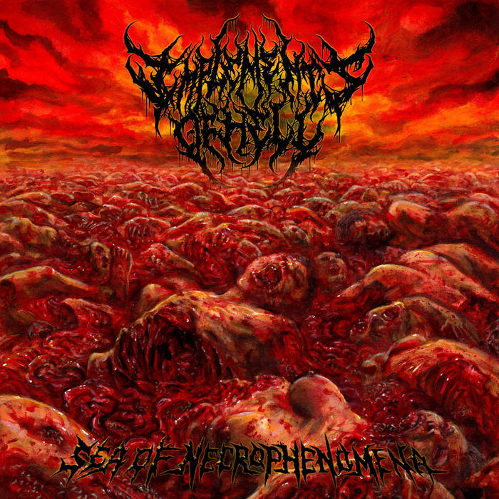 Raffy Reviews - Implements of Hell: 'Sea of Necrophenomena